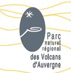 Logo Parc Naturel Régional des Volcans d'Auvergne